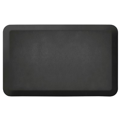 Newlife By Gelpro Comfort Kitchen Mat - Leather Grain Jet - 20 X32