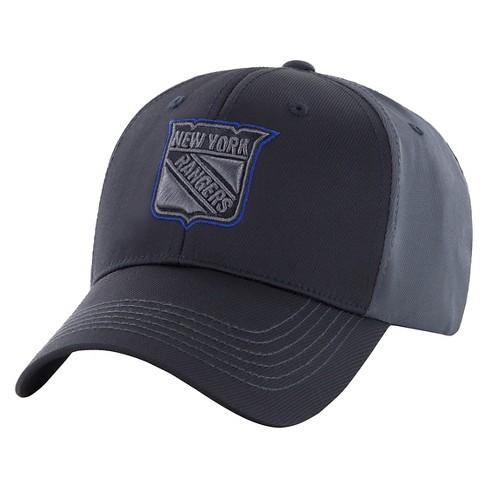 new arrivals b1c61 d41a9 NHL New York Rangers Mass Blackball Cap - Fan Favorite