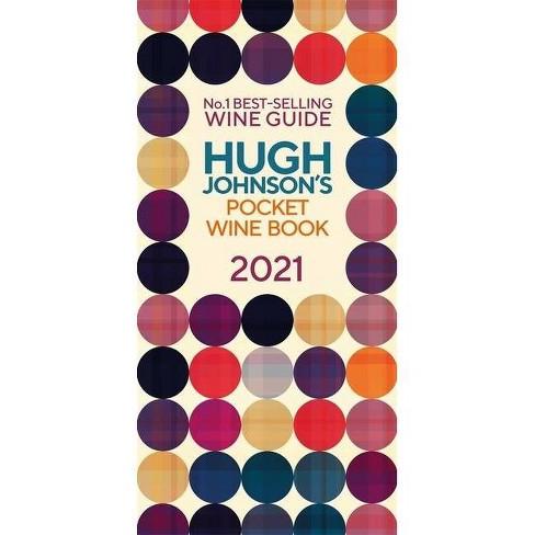 2021 Best Seller Books Hugh Johnson's Pocket Wine Book 2021   (Hardcover) : Target