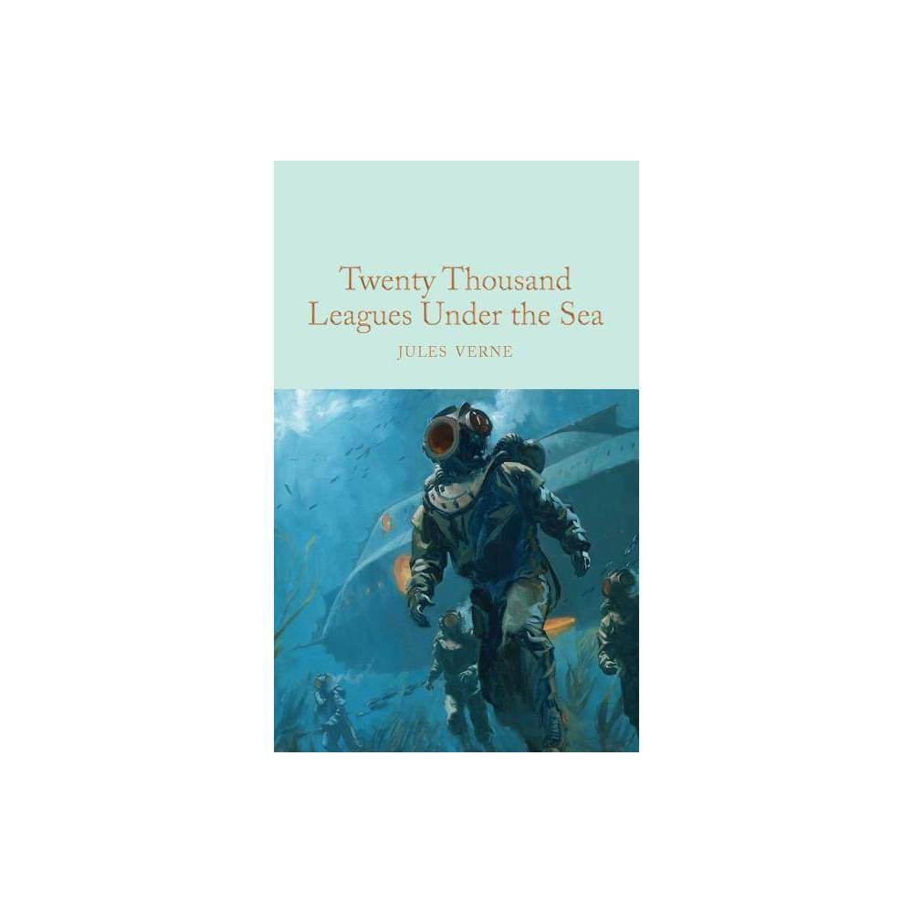 Twenty Thousand Leagues Under The Sea By Jules Verne Hardcover