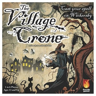 The Village Crone Game : Target