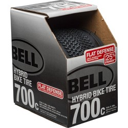 Bell Hybrid Bike Tire 700c - Black