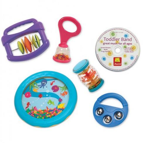 Edushape Toddler S First Band Set Target