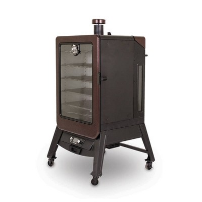 Pit Boss 5 Series Vertical Pellet Smoker 77550 Brown