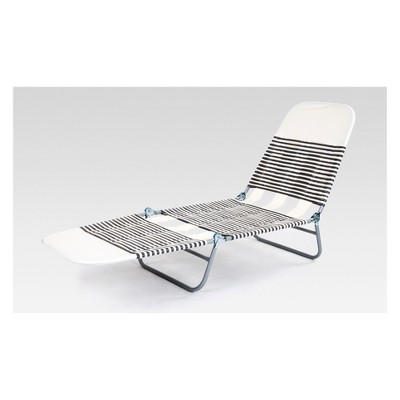 Jelly Patio Folding Lounger - Gray - Room Essentials™