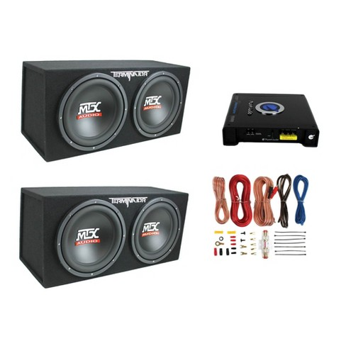 subs and amp wiring soundstorm 8 gauge amplifier wiring kit with monoblock amplifier  soundstorm 8 gauge amplifier wiring kit