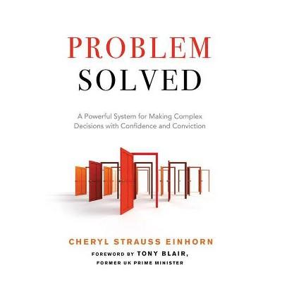 Problem Solved - by  Cheryl Strauss Einhorn (Paperback)