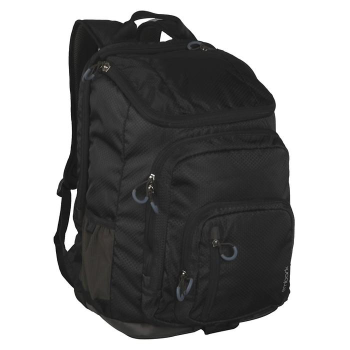 """19"""" Jartop Elite Backpack - Black - Embark™ - image 1 of 4"""
