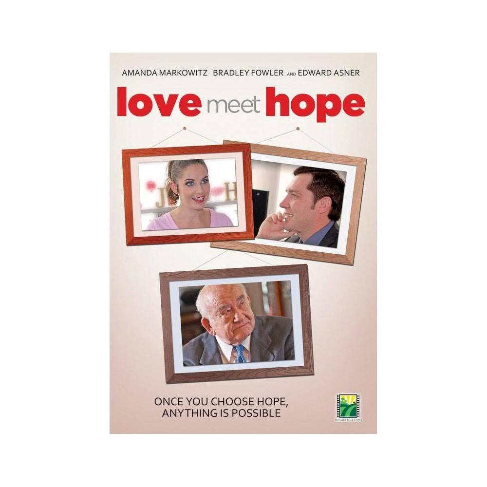 Love Meet Hope Dvd