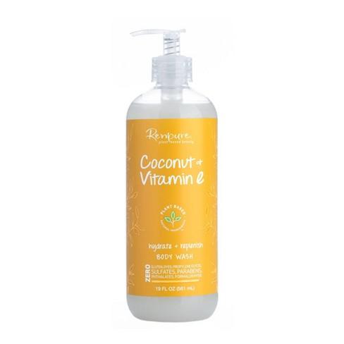 Renpure Coconut & Vitamin E Body Wash - 19 fl oz - image 1 of 1