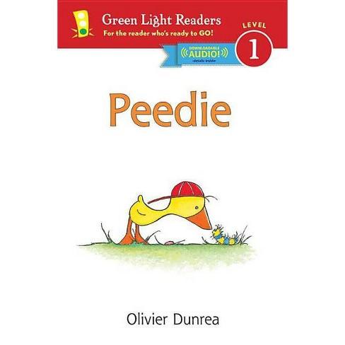 Peedie - (Gossie & Friends) by  Olivier Dunrea (Hardcover) - image 1 of 1