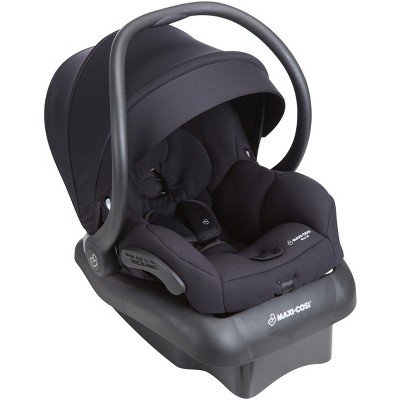 Maxi-Cosi Mico 30 Infant Car Seat with Base, Night Black