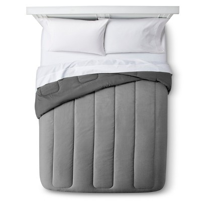 Reversible Microfiber Comforter - Room Essentials™
