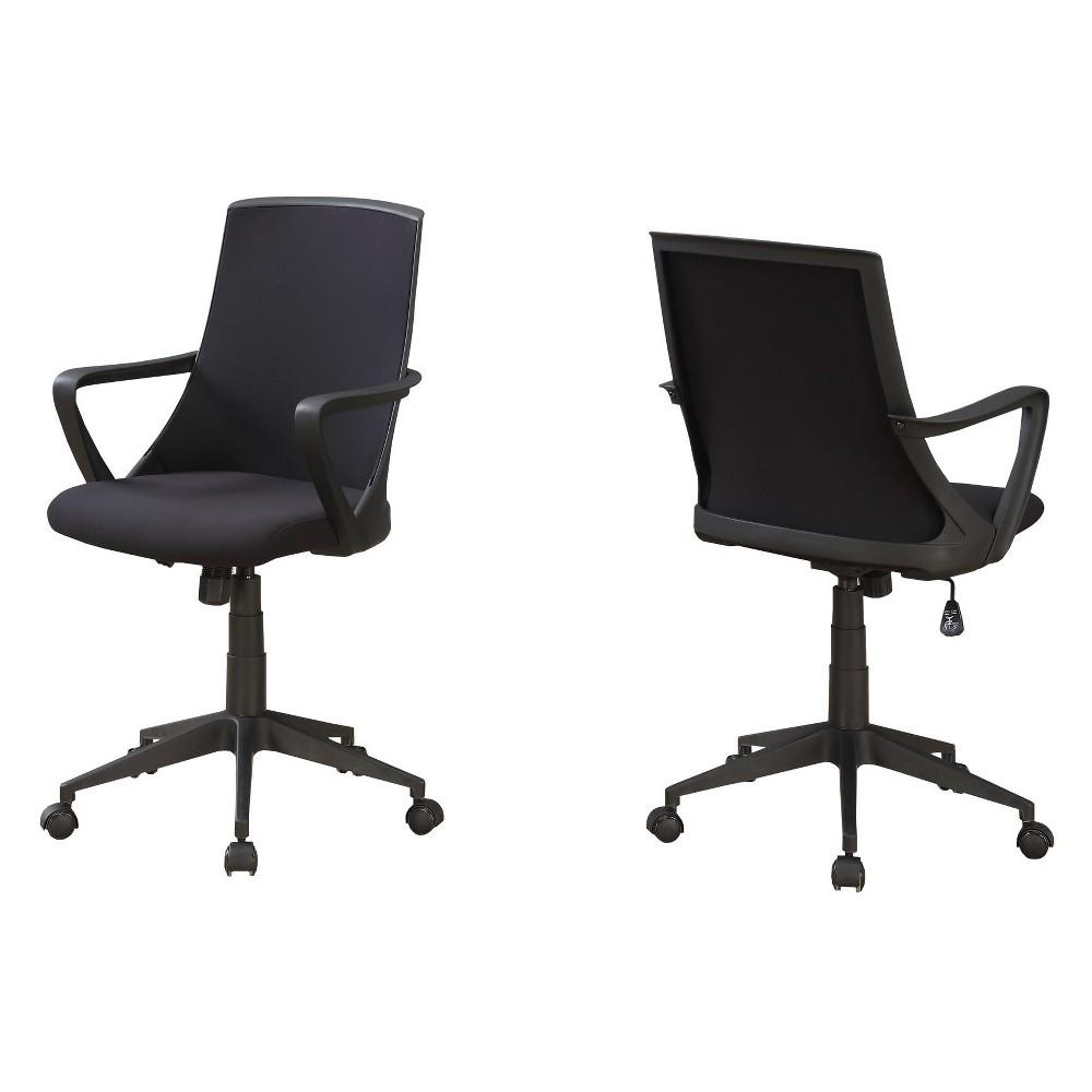 Office Chair Mesh Black - EveryRoom