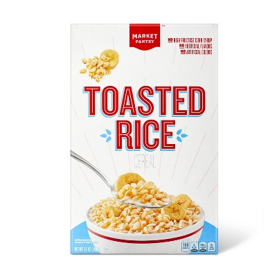 Toasted Rice Breakfast Cereal - 12oz - Market Pantry™