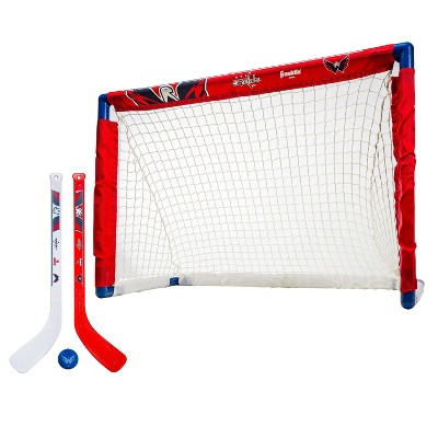 NHL Washington Capitals Knee Hockey Goal Set