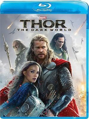 Thor 2: The Dark World (Blu-ray + Digital)