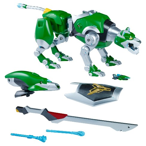 Voltron Legendary Lion - Green - image 1 of 10