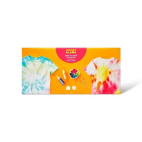 Give It A Swirl Tie Dye Kit - Mondo Llama™ - image 1 of 4
