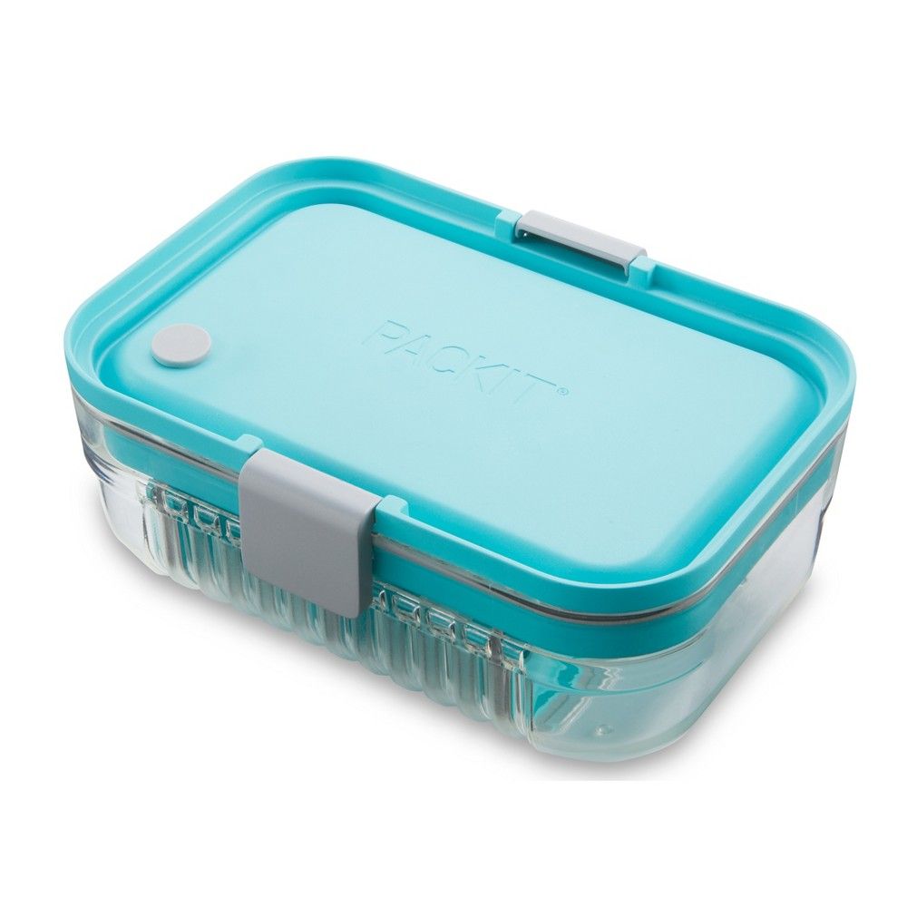 Image of PackIt MOD Bento Container - Mint, Green