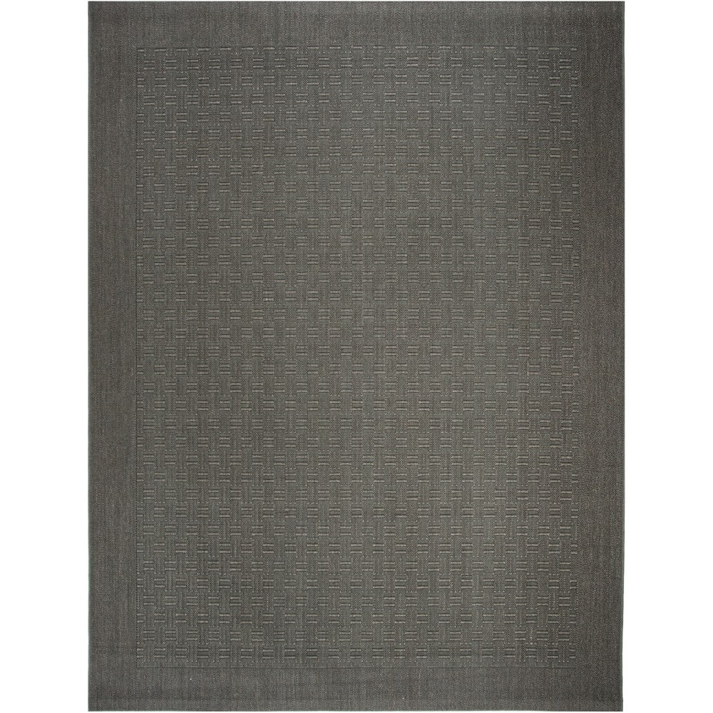 8'X10' Geometric Loomed Area Rug Ash/Light Gray (Grey/Light Gray) - Safavieh