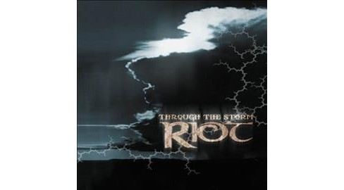Riot - Through The Storm (CD) - image 1 of 1