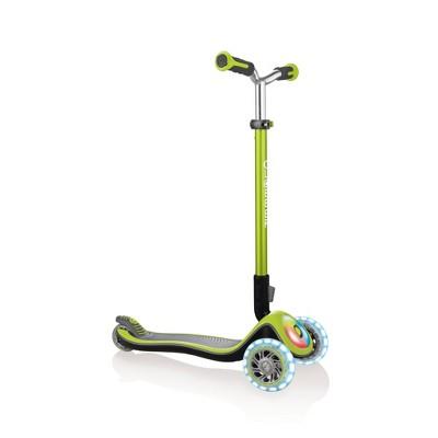Globber Elite Prime Scooter - Lime Green
