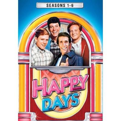Happy Days: Seasons 1-6 (DVD)(2020)