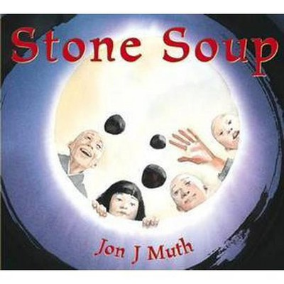 Stone Soup (School And Library)(Jon J. Muth)