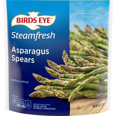 Birds Eye Steamfresh Frozen Asparagus Spears - 8oz - image 1 of 4