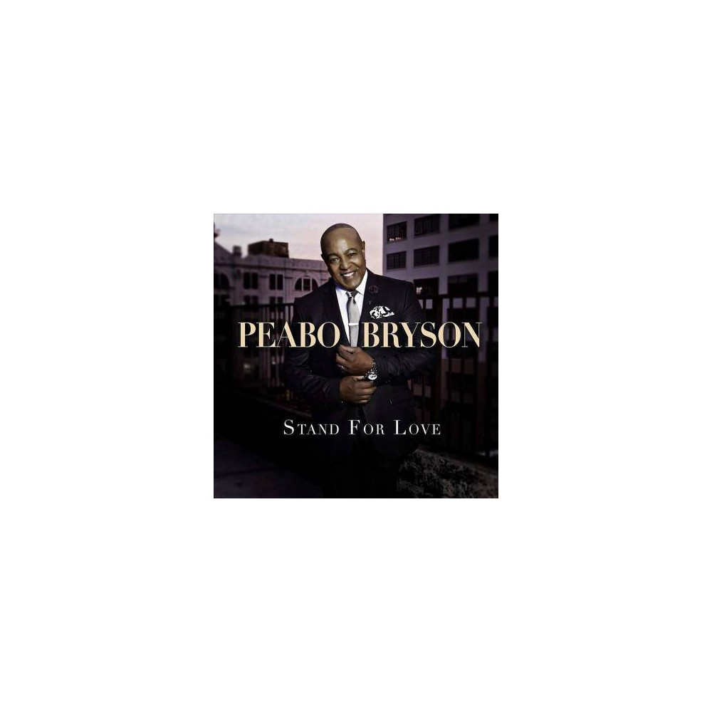 Peabo Bryson - Stand For Love (CD) Best