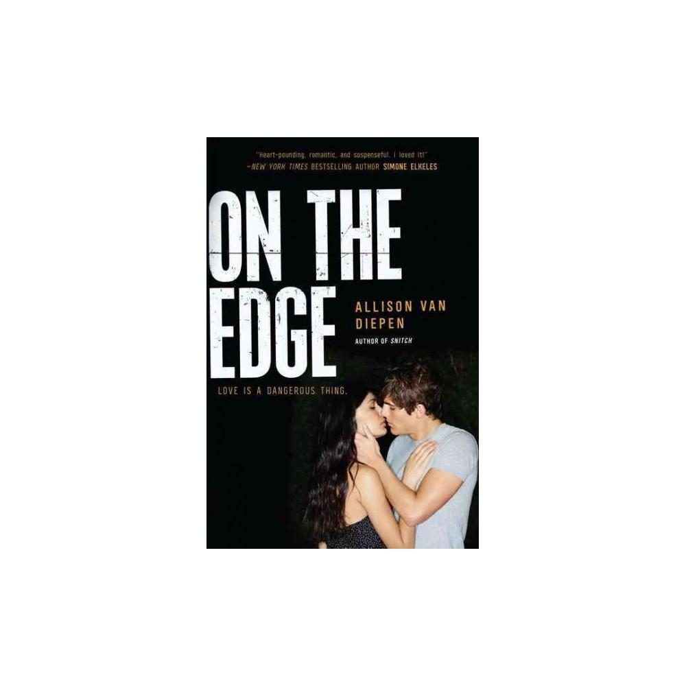 On the Edge (Hardcover), Books