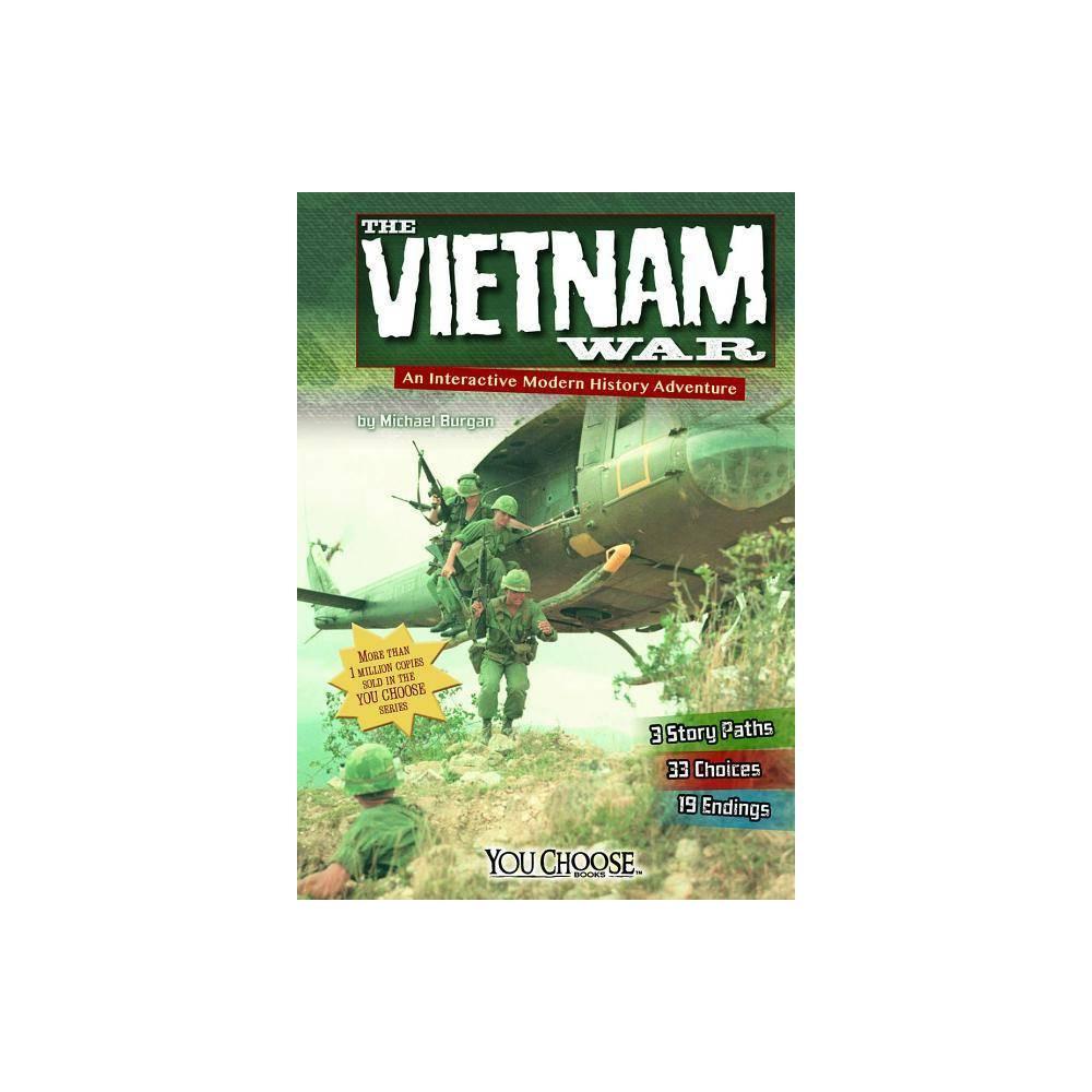 The Vietnam War You Choose Modern History By Michael Burgan Paperback