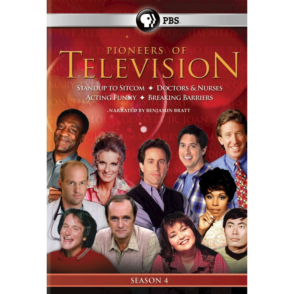 Pioneers Of Television:Season 4 (Dvd)