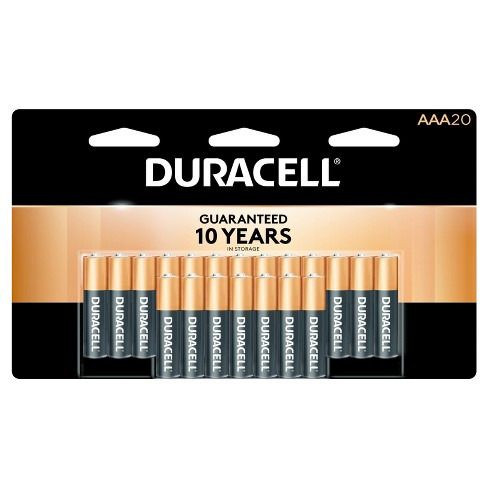 Duracell Coppertop AAA Batteries - 20ct - image 1 of 2