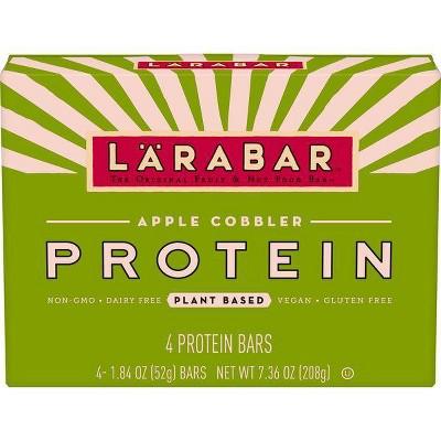 Larabar Protein Apple Cinnamon Nutrition Bar   5ct by 5ct
