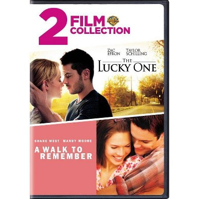 The Lucky One / A Walk to Remember (DVD)(2015)