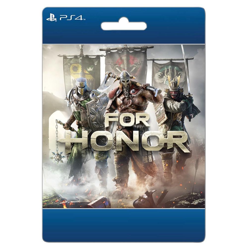 For Honor - PlayStation 4 (Digital)