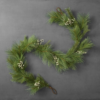 Artificial Sage/Pine Garland (6ft)- Hearth & Hand™ with Magnolia