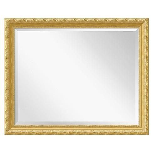 Rectangle Versailles Decorative Wall Mirror - Amanti Art - image 1 of 4