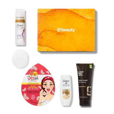 view Target Beauty Box - April - So Fresh, So Clean on target.com. Opens in a new tab.