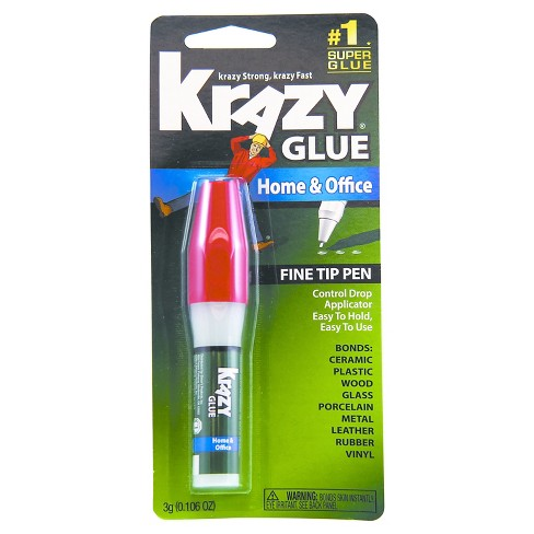Krazy Glue® All Purpose Krazy Glue, 3 g, Clear - image 1 of 1