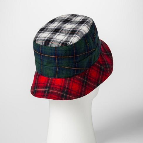 Men s Plaid Bucket Hat - Original Use™ M L   Target 04879bb8ed2