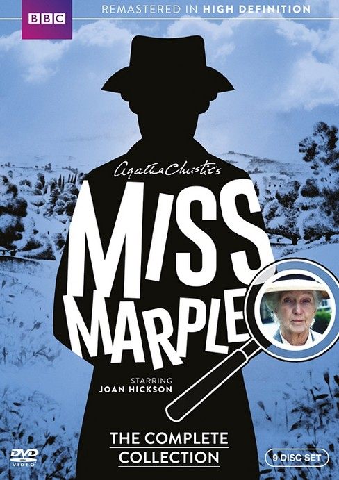 Miss marple:Complete collection (DVD) - image 1 of 1
