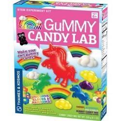 Thames & Kosmos Rainbow Gummy Candy Lab: Unicorns, Clouds & Rainbows