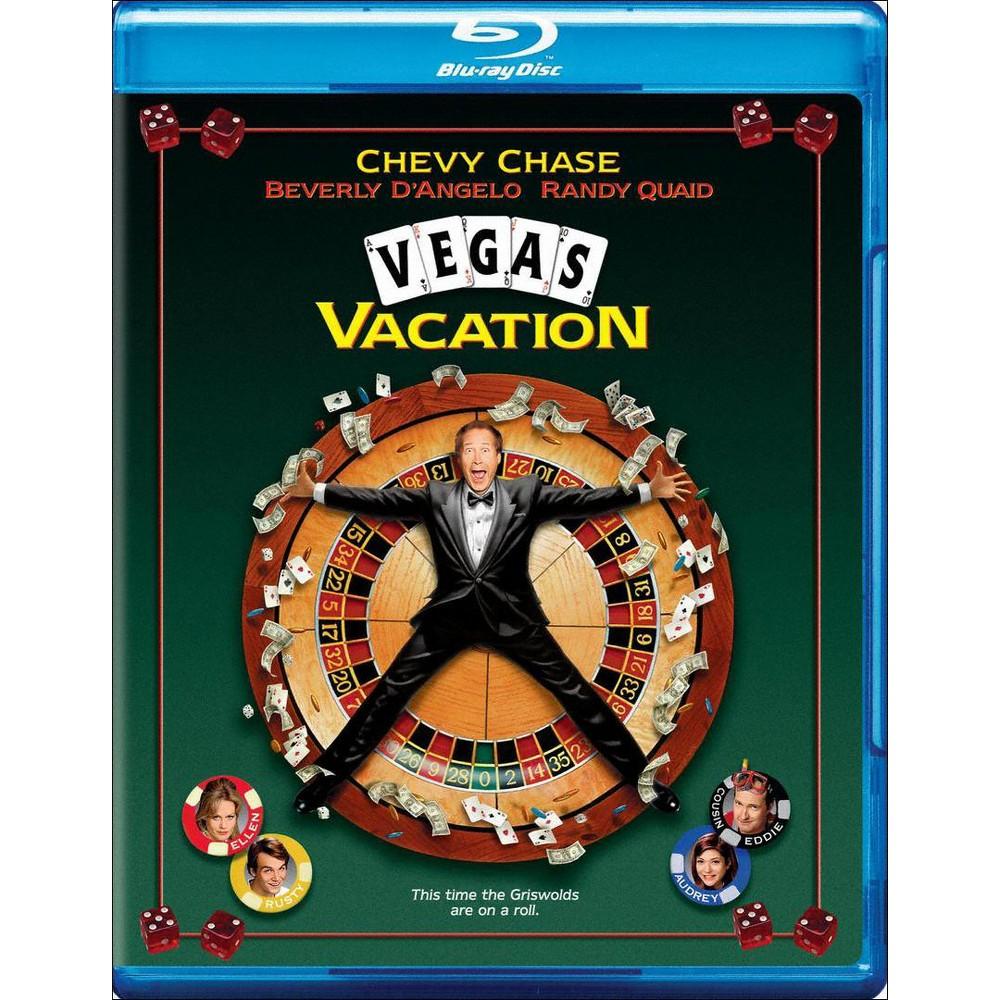Vegas Vacation (Blu-ray), Movies