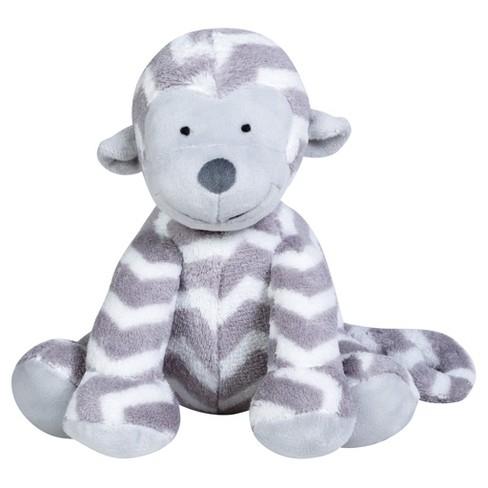 Trend Lab Plush Toy - Monkey - image 1 of 3