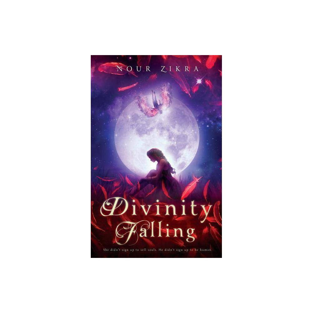 Divinity Falling By Nour Zikra Paperback