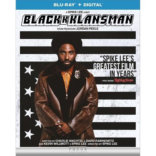 Blackkklansman (Blu-Ray), Movies