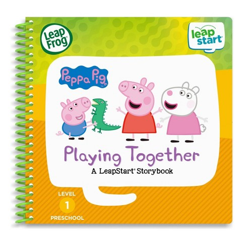 LeapFrog LeapStart - Peppa the Pig - image 1 of 7